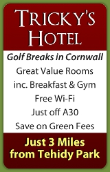 Golfing Breaks Cornwall